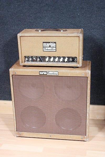 Jesse van Ruller - Marble amps